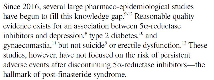 bmj ポストフィナステリド症候群2
