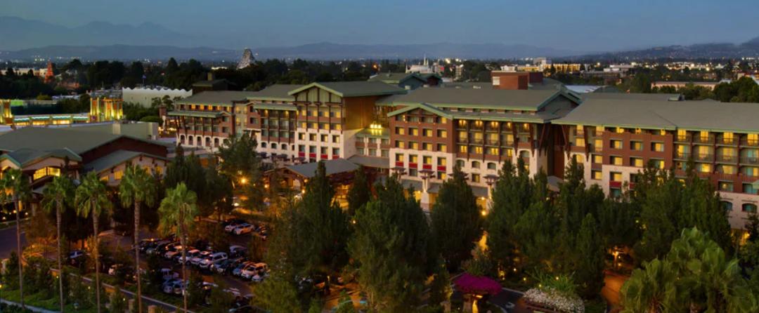 ディズニーグランドカリフォルニアンホテル
