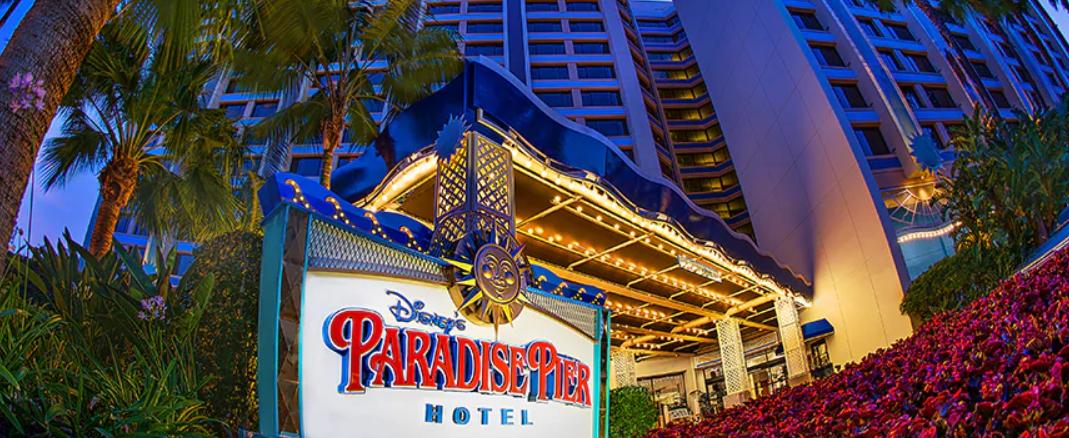 ディズニーパラダイスピアホテル